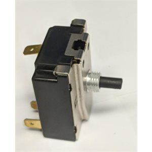 6 POSITION ROTARY SWITCH